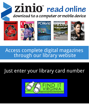 Clifton Forge Public Library virginia Zinio online digital magazines